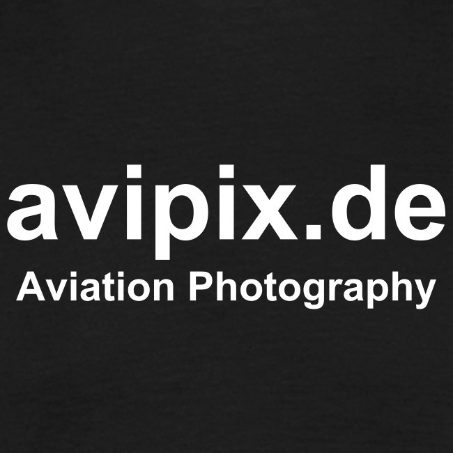 avipix.de T-Shirt, black