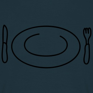 Hungry T-shirts - Mannen T-shirt