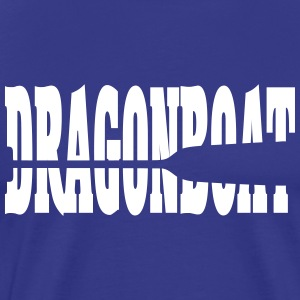 Dragonboat dragon boat paddle paddle 1 c. T-Shirts - Men's Premium T-Shirt