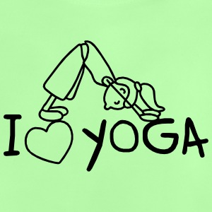 I love Yoga  T-Shirts - Baby T-Shirt