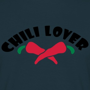 Chili Lover T-skjorter - T-skjorte for menn