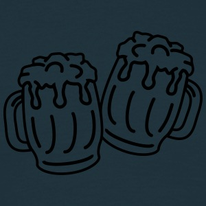 Beer Party T-shirts - Herre-T-shirt