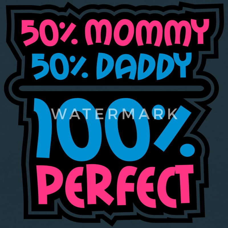 100 Procent Perfect T-shirts - Herre-T-shirt