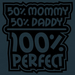 100 Procent Perfect T-shirts - Mannen T-shirt