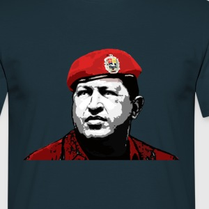 Hugo Chavez T-Shirts - Men's T-Shirt