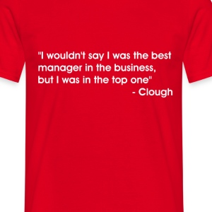 Clough - Business T-shirt - Men's T-Shirt