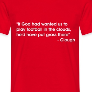 Clough - Clouds T-shirt - Men's T-Shirt