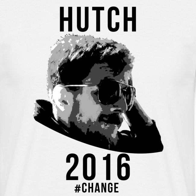 Hutch 2016 White Shirt