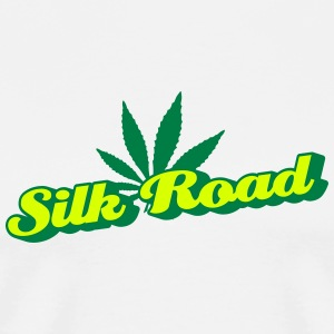 silkroad  Silk Road T-Shirts - Men's Premium T-Shirt