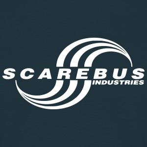 SCAREBUS INDUSTRIES - Männer T-Shirt