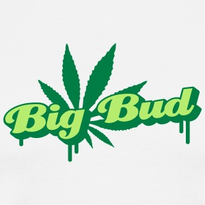 big bud T-shirts - Herre premium T-shirt