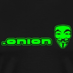.onion anonymous T-Shirts