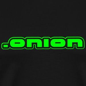 .onion anonymous Camisetas - Camiseta premium hombre