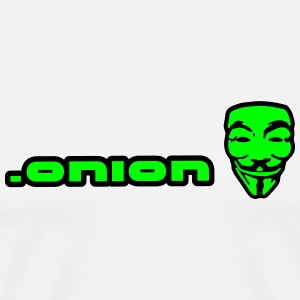 .onion anonymous T-skjorter - Premium T-skjorte for menn