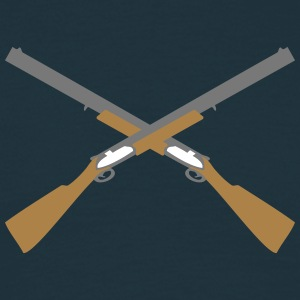 Shotguns T-Shirts - Men's T-Shirt