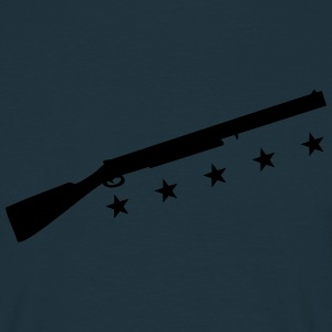 Shotgun Star T-Shirts - Men's T-Shirt