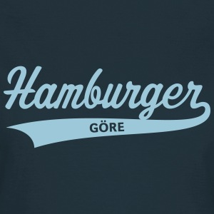Hamburger Göre, Damen T-Shirt - Frauen T-Shirt