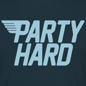 party hard T-Shirts - Men's T-Shirt