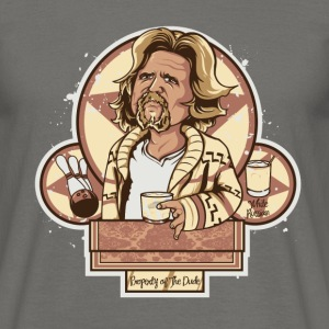 The Dude Tee shirts - Herre-T-shirt