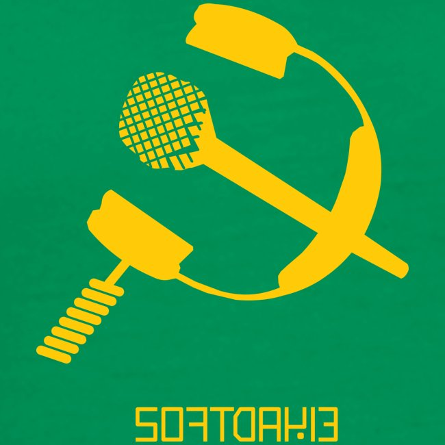 Softday headphone/mic logo