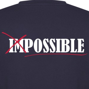 Impossible Pullover & Hoodies - Männer Pullover