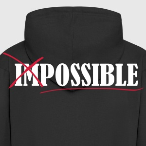 Impossible Sweat-shirts - Veste à capuche Premium Homme