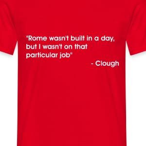 Clough - Rome T-shirt - Men's T-Shirt