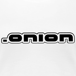 .onion anonymous Tee shirts - T-shirt Premium Femme