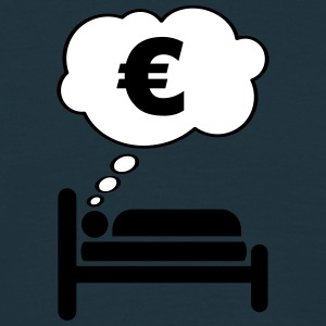 Money Dream T-shirts - Herre-T-shirt