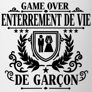 Enterrement de vie de garçon - Game Over Bottles & Mugs - Mug