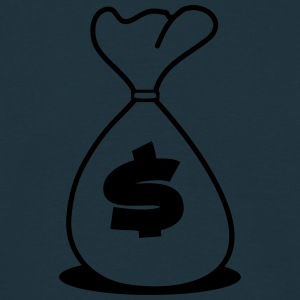Money Bag T-shirts - Herre-T-shirt