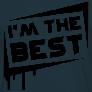 I'm The Best T-shirts - Herre-T-shirt