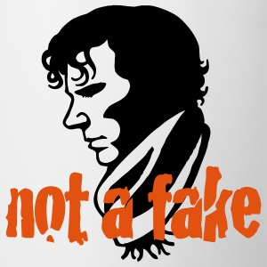 Sherlock: Not a Fake - Tasse