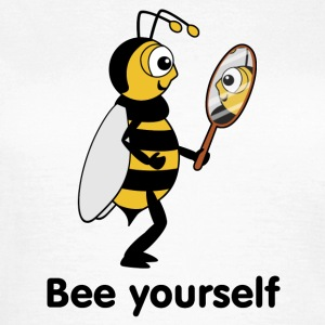 bee yourself Tee shirts - T-shirt Femme