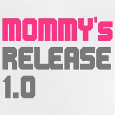 MOMMY's RELEASE 1.0 Baby T-Shirt