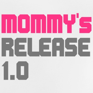 MOMMY's RELEASE 1.0 Baby T-Shirt - Baby T-Shirt