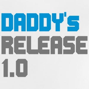 DADDY's RELEASE 1.0 Baby T-Shirt - Baby T-shirt