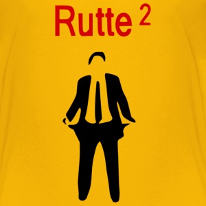 Rutte 2 Shirts - Teenager Premium T-shirt