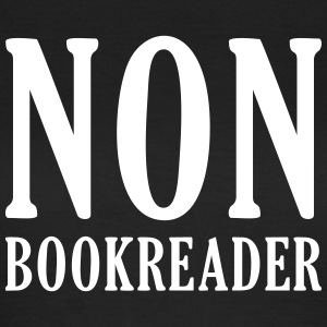 NON book reader | B&C Frauen - Frauen T-Shirt