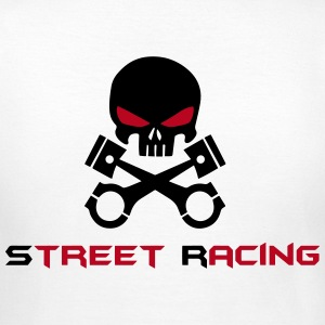 STREET RACING T-shirts - Vrouwen T-shirt