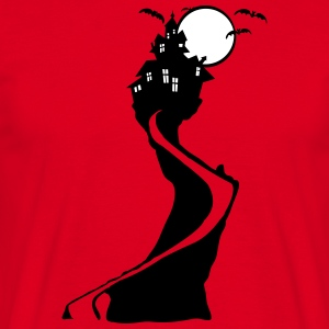 ghosthouse T-shirts - T-shirt herr