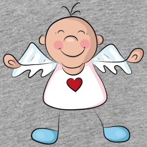 Happy little angel Shirts - Kids' Premium T-Shirt