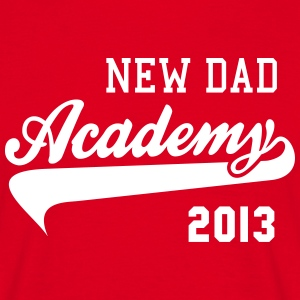 NEW DAD Academy 2013 T-Shirt WR - Men's T-Shirt
