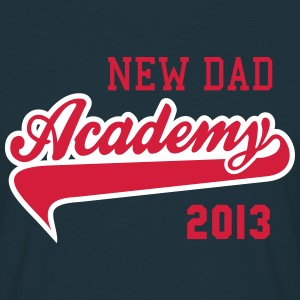 NEW DAD Academy 2013 2C T-Shirt RW - Herre-T-shirt