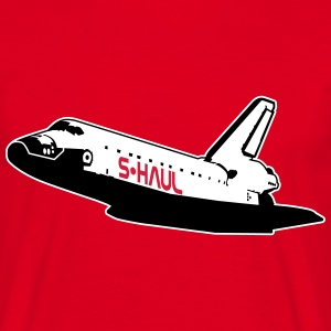 Space Shuttle: S-Haul (sarcastic) T-Shirts - Men's T-Shirt