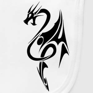 Bianco tuning dragon Accessori - Bavaglino