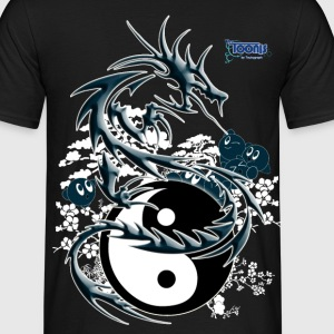 the dragon toonis Tee shirts - T-shirt Homme