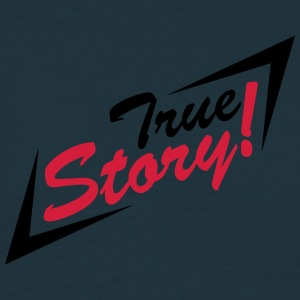 True Story Arrows T-shirts - Mannen T-shirt