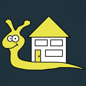 Snail House Tee shirts - T-shirt Homme