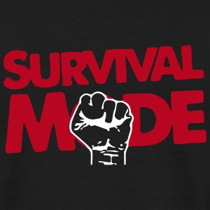 Survival Mode T-Shirts - Men's T-Shirt